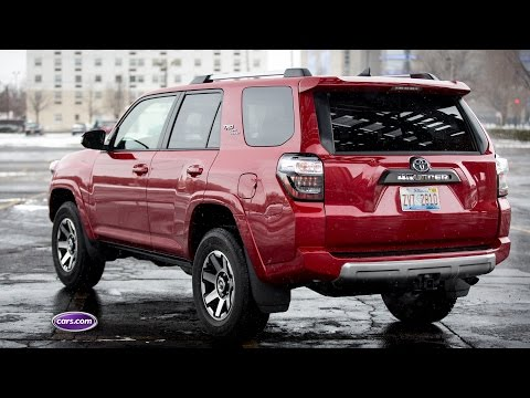 2017 Toyota 4Runner TRD Off-Road Review