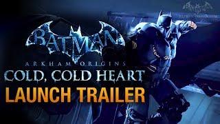 Minisatura de vídeo nº 1 de  Batman: Arkham Origins - Cold, Cold Heart