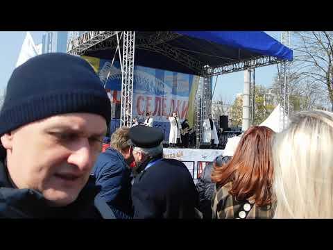 """13.04.2019. """"День селедки"""". Торжественная часть."""