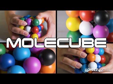 Molecube  Brain Teaser Puzzle