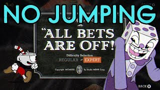 Cuphead No Jump Challenge: All Bets Are Off! - dooclip.me