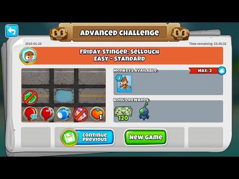 BTD6 Advanced Daily Challenge (REVERSE GRAVITY) - January 20