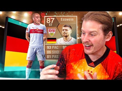 IS HE STILL OP?! 87 RATED FLASHBACK ESSWEIN PLAYER REVIEW! FIFA 19 Ultimate Team