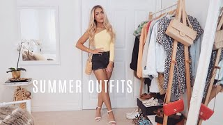 SUMMER OUTFITS 2020 / Casual Fashion Lookbook