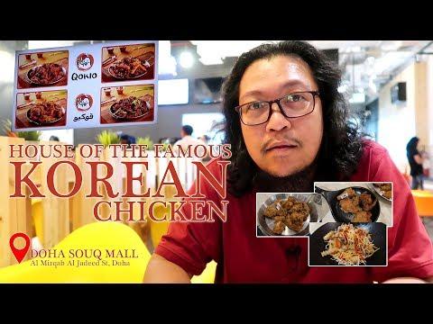 QoKio Korean Fried Chicken: House of the famous Korean chicken