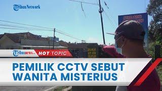 Rekaman CCTV Wanita Misterius Kasus Subang Turun dari Avanza Putih Buang Bungkusan, Ini Kata Saksi