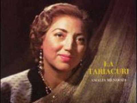 Amalia Mendoza -  sufriendo a solas