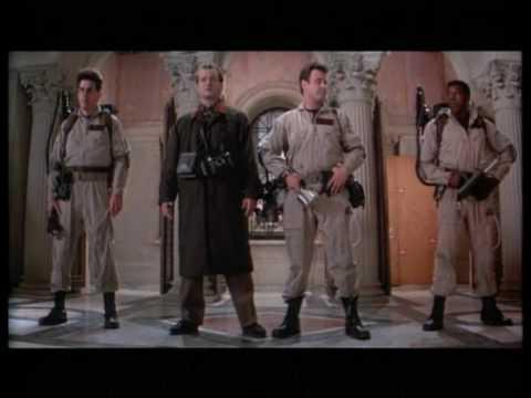 Elokuva: Ghostbusters II - haamujengi II