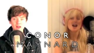 Conor Maynard Covers (ft. Alexa Goddard)   Jay Sean - Hit The Lights