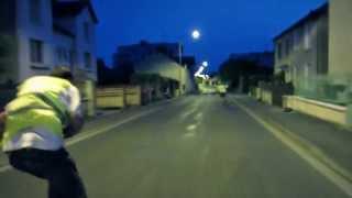 preview picture of video 'Rando Roller GR du 27 Juin 2013 à Châteauroux'