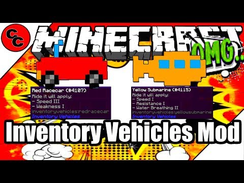 minecraft car mod pc 1.12.2