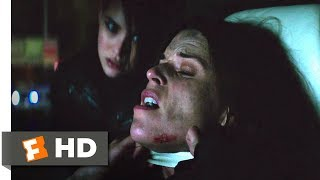 Skyscraper (2018) - Backseat Cat Fight Scene (8/10)   Movieclips