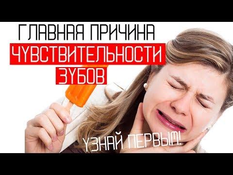 Выпуск #8. Как снять повышенную чувствительность зубов?