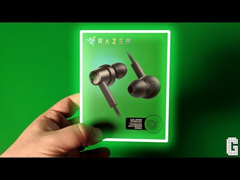 First Look! Razer's New Dual Driver Earbuds : Hammerhead Duo REVIEW