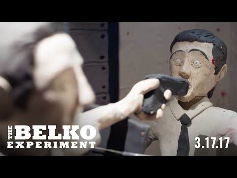 The Belko Experiment (NSFW Claymation Short 1)