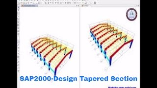 Modeling of box culvert using SAP 2000 software - Part 2 - hmong video