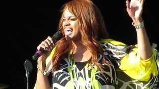 "Karen Clark-Sheard: ""Favor"" - SummerStage Central Park New York, NY 8/3/13"