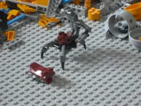 Vidéo LEGO Star Wars 7877 : Naboo Starfighter