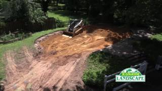Pool Removal Time Lapse