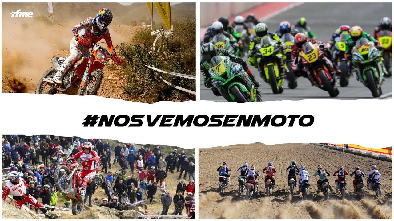 #nosvemosenmoto