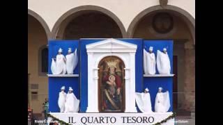 preview picture of video '2011 Italia   Impruneta, Festa Dell' Uva, Rione S S  Marie, Préparation, Il Quatro Tesoro, Chianti'