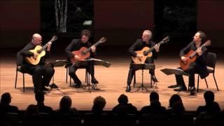 LOS ANGELES GUITAR QUARTET  - IN CONCERT - EL AMOR BRUJO (2) PART 2/11