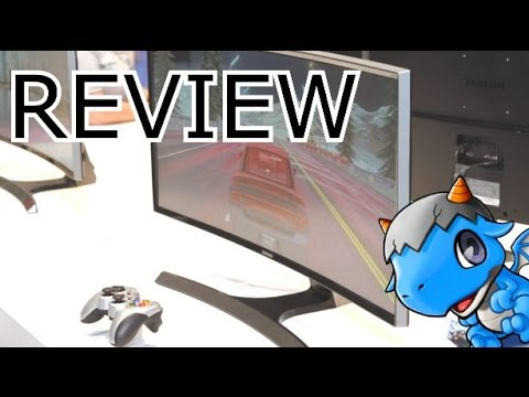 Samsung 27 Zoll Curved Monitor [SE500C] [DEUTSCH] ★ Review