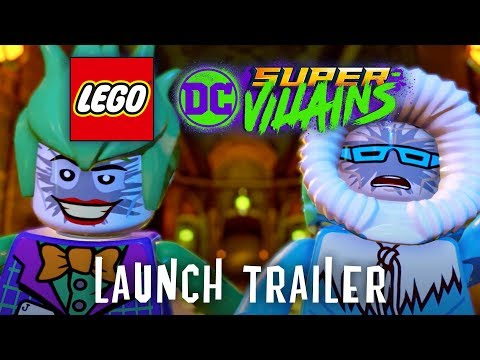Trailer de LEGO DC Super-Villains Deluxe Edition
