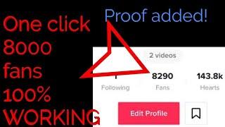 free tik tok followers no human verification or survey - मुफ्त