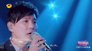 [Vietsub] Bạch nguyệt quang Trương Tín Triết và Châu Thấm ( Tôi muốn hát cùng bạn )