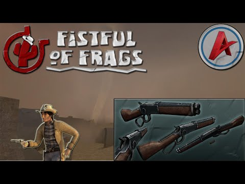 Fistful of Frags [GamePlay] (CZ,HD)