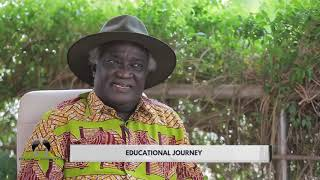 Footprints With Prof. Kwamena Ahwoi