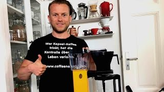 Moccamaster Kaffeemaschine im Test