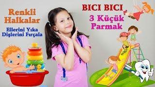 Ceylin-H | BICI BICI Şarkısı Ve Sevilen Şarkıları Bir Arada - 4 - Nursery Rhymes & Simple Kids Songs