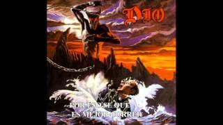 Dio - Shame OnThe Night ( SUB en Español  )