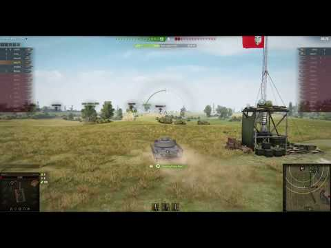 World of Tanks - Got the enemy flag