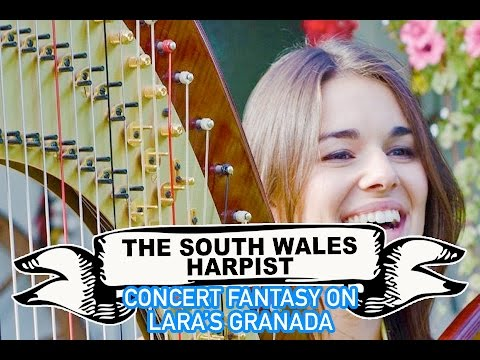 The South Wales Harpist Video