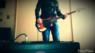Angels & Airwaves - The Disease bass cover