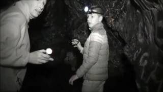 Sawney Bean's Cave