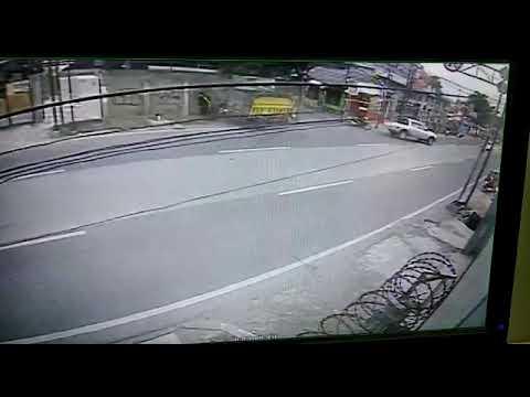 Rec Cctv kecelakaan di pasar jumat lebak bulus
