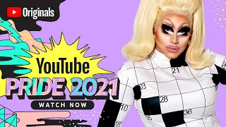 Can Trixie and friends create the ultimate Pride celebration? | YouTube Pride 2021