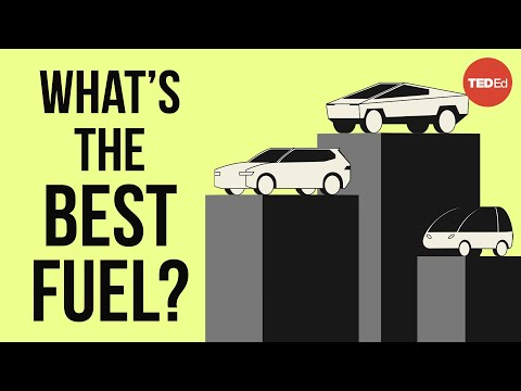 The Best Fuel for Your Car is...