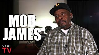 """Mob James on Joining 'Chosen Few' Motorcycle Club, Explains How """"1%ers"""" are Above the Law (Part 3)"""