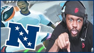 WE CAN'T LOSE TIME TO BE CLUTCH!   NFL Street Walkthrough Part 24