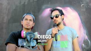 Central 11 TV - Street Art Chilango en Cholula