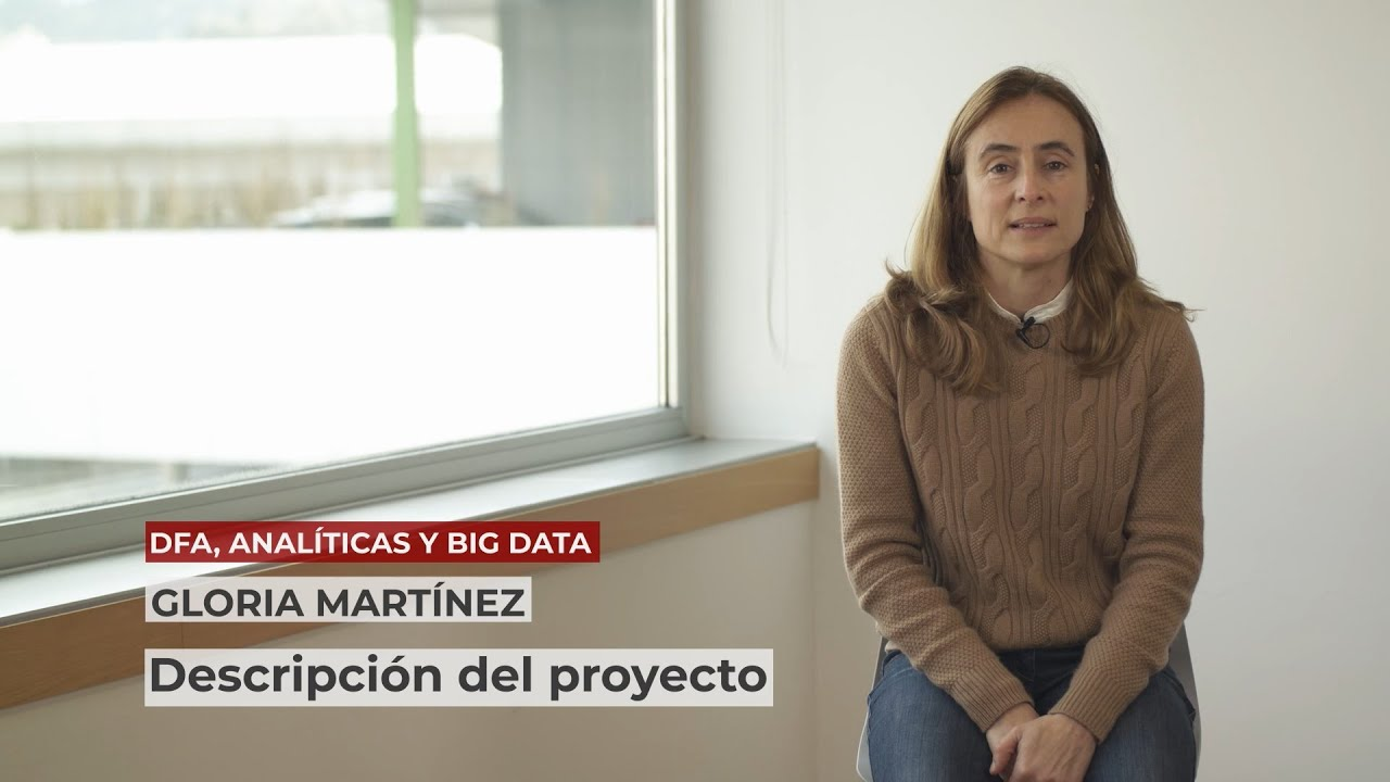 1 Innovative project in 1 minute: DFA, analytics and Big Data