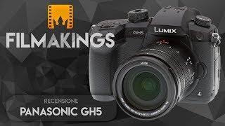 Panasonic GH5 - Recensione per Videomakers di Filmakings.com