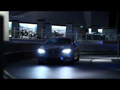 Nouvelle BMW M5 Concept - QuelleVoiture