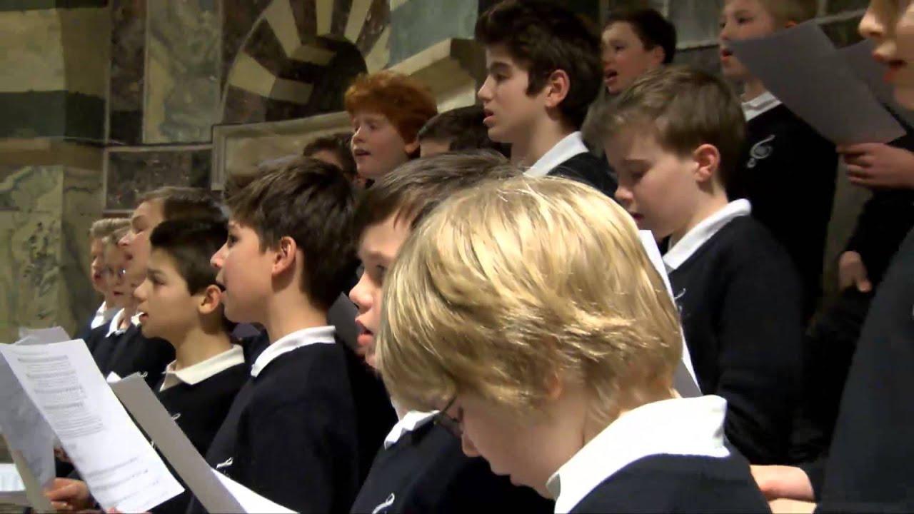 Wallfahrtslied zur Aachener Heiligtumsfahrt 2014