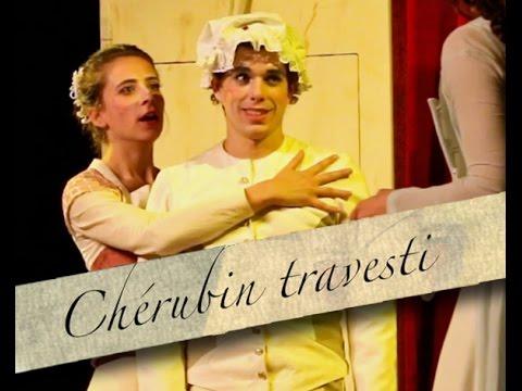 Extrait CHERUBIN dans Le Mariage de Figaro